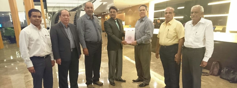 PVAI Meeting with Chairman & team of R.I.S.Malaysia